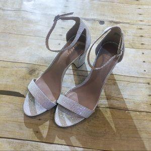 Madden Girl Sparkly Heels